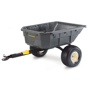 12.5 Cu Ft Hybrid Utility vehicle Cart