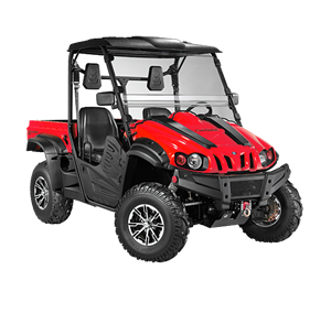 4x4 471cc | Liquid | 23HP EFI | Red Body (limited QTY)