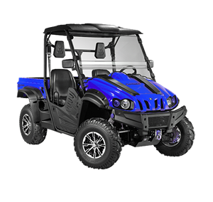 4x4 686cc | Liquid | 35HP EFI | Blue Body (limited QTY)
