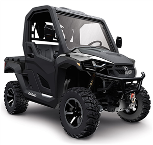 4x4 735cc | Liquid | 35.8 HP EFI | Black Body | Power Steering