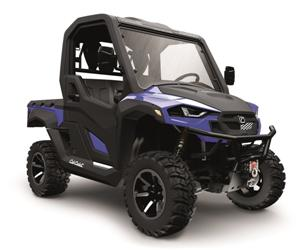 4x4 735cc | Liquid | 35.8 HP EFI | Blue Body (Limited QTY)
