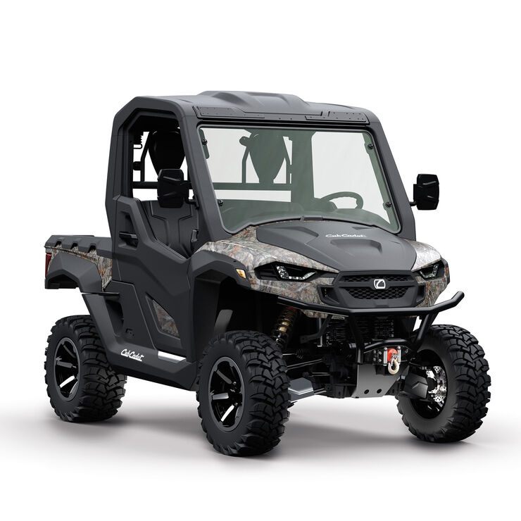 4x4 735cc | Liquid | 35.8 HP EFI | Camo Body | Power Steering